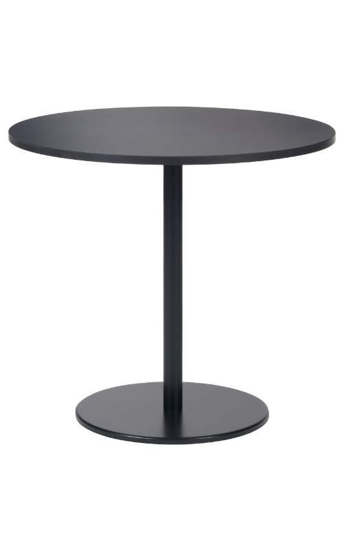 MSM Tisch Modell 225 mit schwarzem Gestell