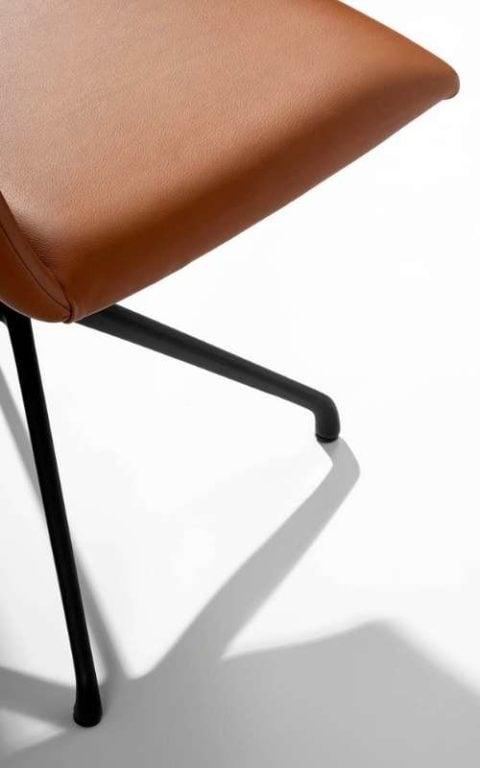 MSM Konferenzstuhl FF11 Detailbild Sitzfläche