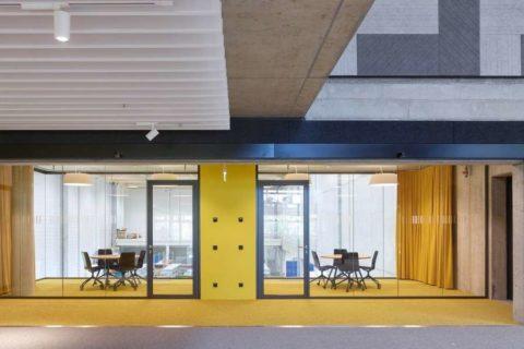 MSM Konferenzstuhl FF11 schwarz im Meetingroom