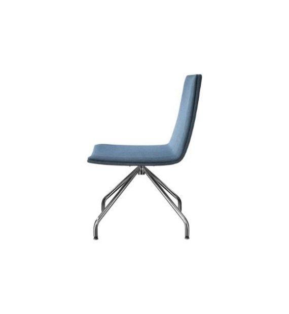 MSM Loungestuhl FF5 vollgepolsterte Sitzschale