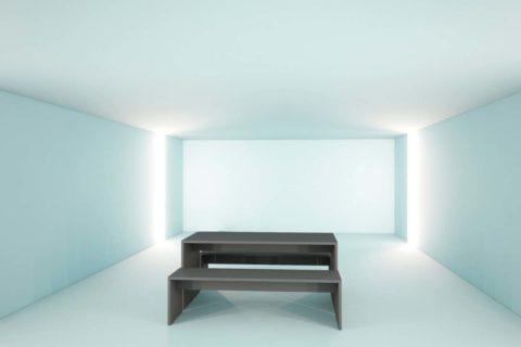 MSM Low Desk mit Bench schwarz