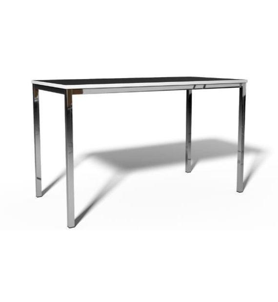 MSM Tisch 200 Gestell Chrom