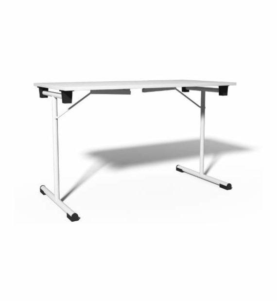 MSM Tisch Modell 211 klappbar weiß