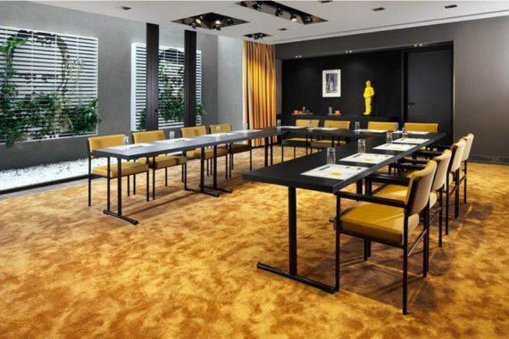 MSM Stuhl 3060 schwarz in Meetingroom