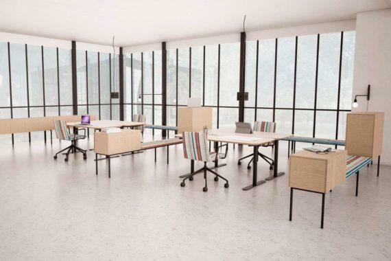MSM modulares Sideboard Heinrich im open office