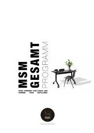 MSM Broschüre Gesamtprogramm Vorschaubild