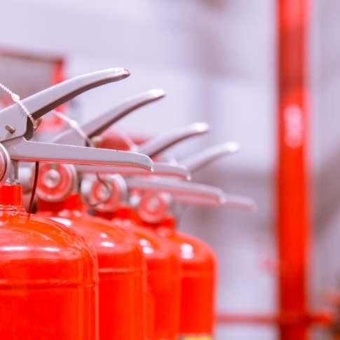 MSM Brandschutz bei Materialien
